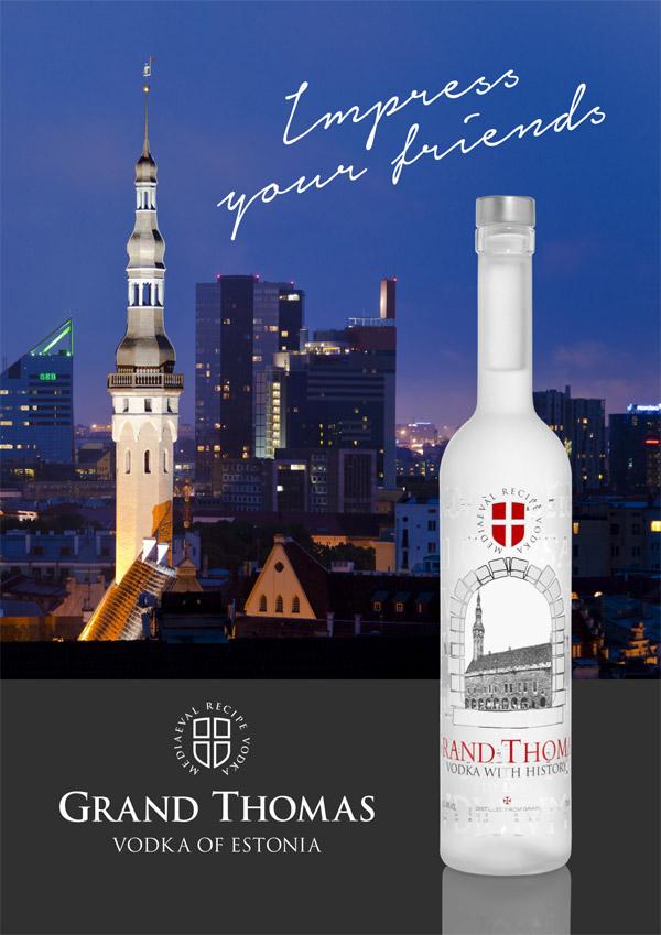 Grand Thomas Vodka