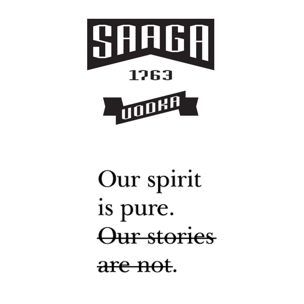 Saaga 1763 - Our Spirit is Pure