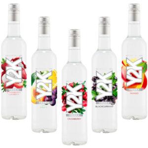 Y2K Flavoured Vodka